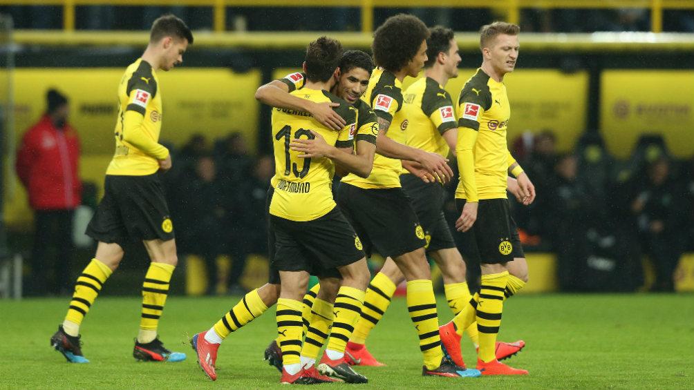 La Bundesliga se reanuda con el clásico entre Dortmund y Schalke 04