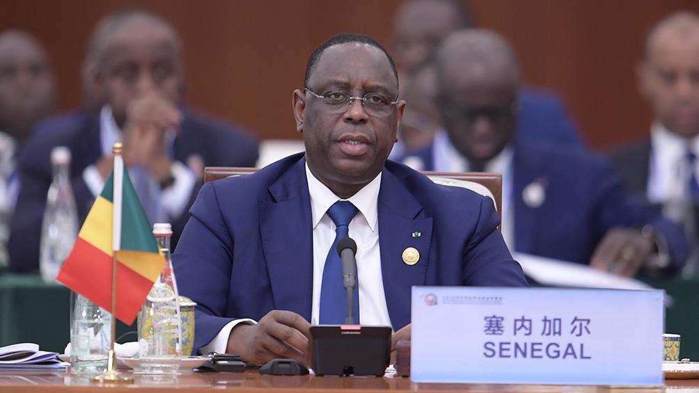 Macky Sall, busca la reelección como presidente de Senegal