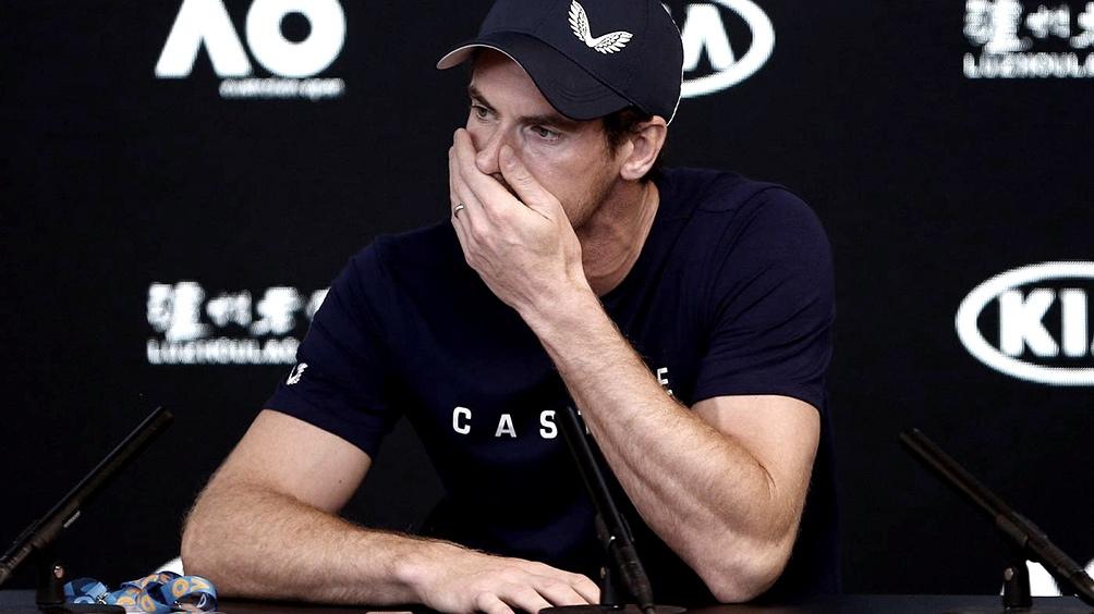 """Andy Murray: """"Confío en que todos los tenistas apoyarán esta medida"""""""