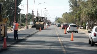 Ituzaingó cuenta con casi dos kilómetros de nuevas calles pavimentadas