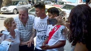 Un futbolista de River, se suma a los repatriados y viaja a Colombia