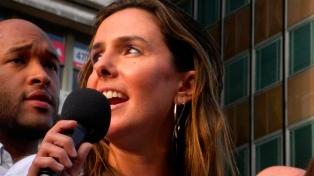 """Lo que ocurre en Venezuela no es cuestión """"de derechas o izquierdas"""", afirmó la enviada de Guaidó"""