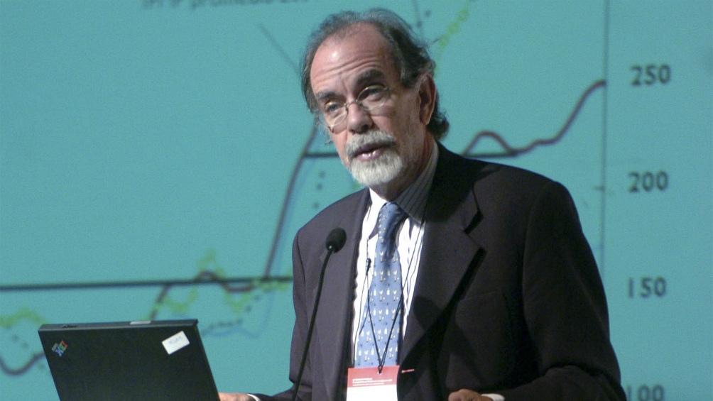 El economista Javier González Fraga fue el presidente del Banco Nación durante el gobierno de Mauricio Macri.