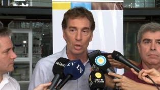 """Santilli: """"Seguimos trabajando y dialogando con el gobierno nacional"""""""