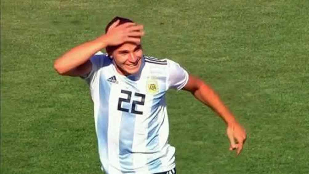 Es la primera vez que Álvarez es llamado para la selección mayor. Ya jugó en el Sub 20 y el Sub 23 nacional.