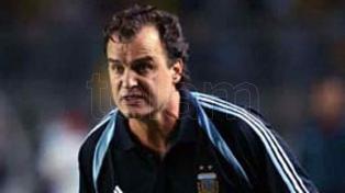 El partido debut de Marcelo Bielsa como entrenador de Argentina