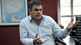 """López Medrano aseguró que """"se hicieron obras"""" pero que """"queda mucho pendiente"""" ante las inundaciones"""