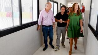 Vidal inaugura una unidad carcelaria en Campana destinada a jóvenes