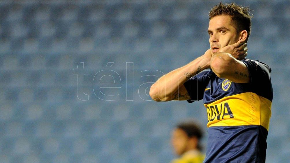 Gago surgió en Boca Juniors