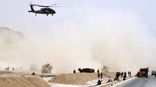 Ataques de EE.UU. matan 22 talibanes, incluidos altos mandos
