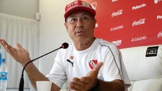 Holan consiguió la Copa Sudamericana 2017 como entrenador de Independiente