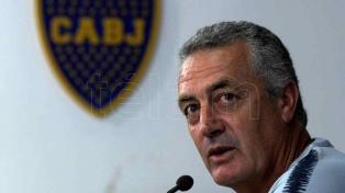 Alfaro logró su primer titulo con Boca