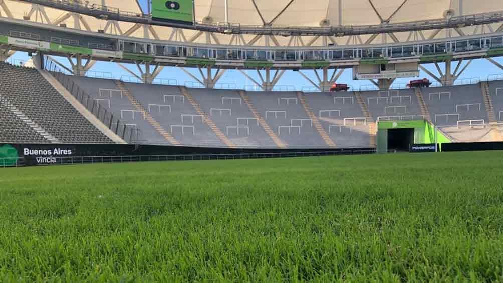 Boca y Defensores animarán uno de los cruces por Copa Argentina en La Plata (foto archivo)