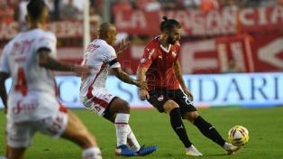 Independiente, sin lucir, superó a Unión en Avellaneda