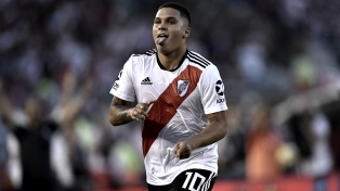 River y Central igualaron por la Superliga