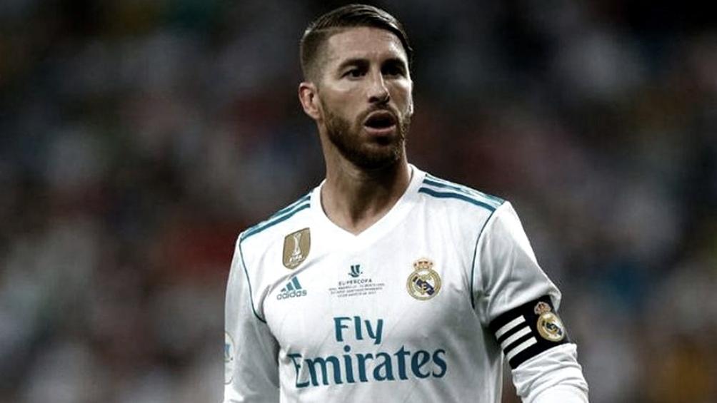 Sergio Ramos disputó 650 encuentros y convirtió 97 goles con la camiseta del Real Madrid