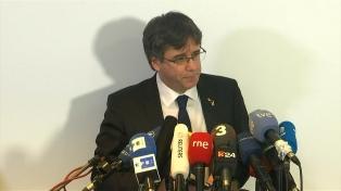 El Tribunal Superior español sugiere que Puigdemont puede ser candidato en el Europarlamento