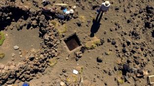 Hallaron vestigios de una antigua civilización de más de 1.500 años que vivía a 3.400 metros de altura