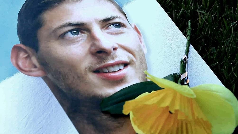 Emiliano Sala murió en un accidente aéreo en el Canal de la Mancha
