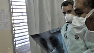 Fuerte caída de las enfermedades respiratorias en todo el país a causa del aislamiento