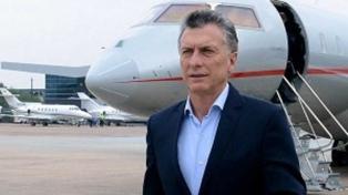 Macri viaja a Salta para asistir a la misa por la Peregrinación del Señor del Milagro