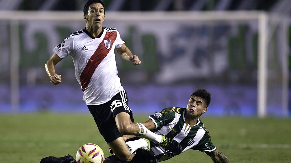 River vuelve a jugar en un torneo argentino después de ocho meses