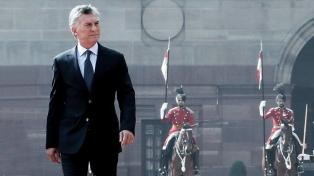 La agenda de Macri en los próximos meses en política exterior