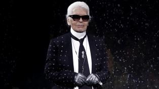 Murió Karl Lagerfeld, el icónico diseñador de Chanel