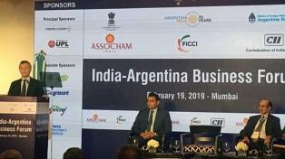 Cooperativas participan de encuentros de negocios en la misión argentina en India y Vietnam
