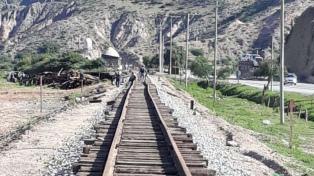 Comitiva de la CAF analiza y muestra interés en el proyecto del tren Jujuy-La Quiaca
