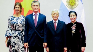 La visita de Macri posibilitó la firma de tres acuerdos de cooperación