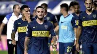 Boca cayó ante Atlético Tucumán