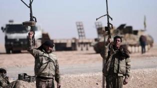 """La milicia kurda capturó a 157 """"terroristas"""" en el último bastión de ISIS"""