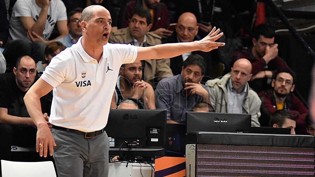 Sergio Hernández reasume como entrenador del seleccionado de cara a los Juegos Olímpicos