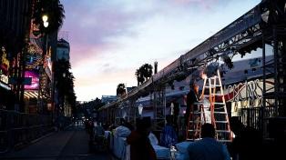 Sindicatos de Hollywood reclaman exenciones fiscales