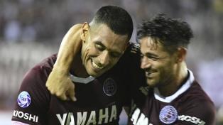 Lanús ganó y se acerca a la Sudamericana