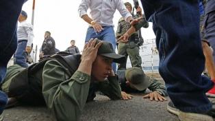 Militares venezolanos ingresaron en la embajada de Brasil y pidieron asilo