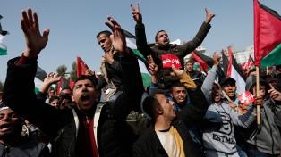 Piden en Gaza que Abbas renuncie