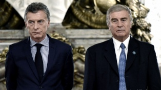 Para el fiscal, Macri y Aguad tienen responsabilidad penal en el hundimiento del submarino