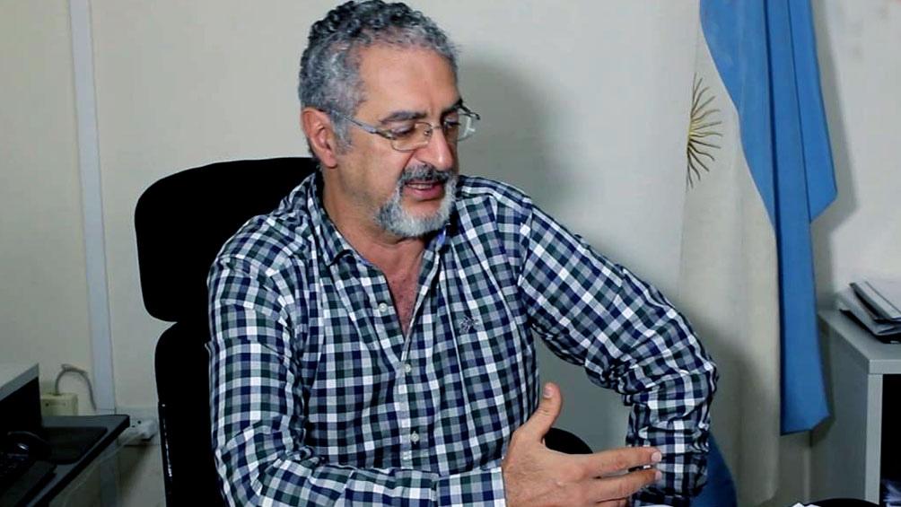Gustavo Bouhid Ministro de Salud provincia de Jujuy