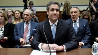 Ante el Congreso, Cohen desnuda los vínculos de Trump con Rusia