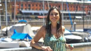 """Verónica Zumalacárregui suma sabores argentinos a """"Me voy a comer el mundo"""""""