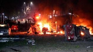 Al Shabab se atribuyó el atentado por el que murieron al menos 92 personas