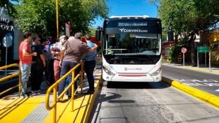 El Metrobus comenzará a funcionar hasta Godoy Cruz