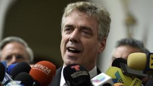 El Grupo de Lima y la Unión Europea condenaron la expulsión del embajador alemán