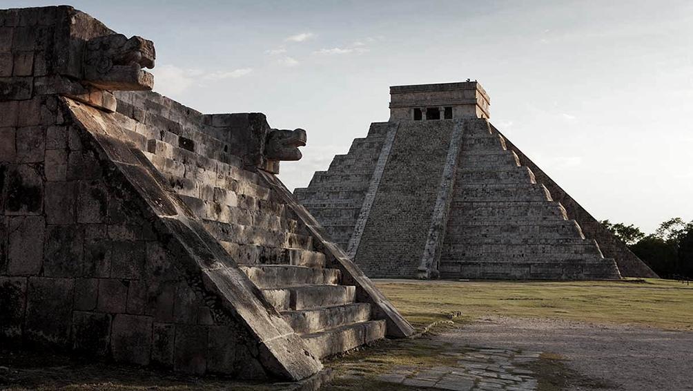 Ruinas Mayas México