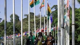 Cumbre medioambiental: la sustentabilidad, el eje de la presentación Argentina