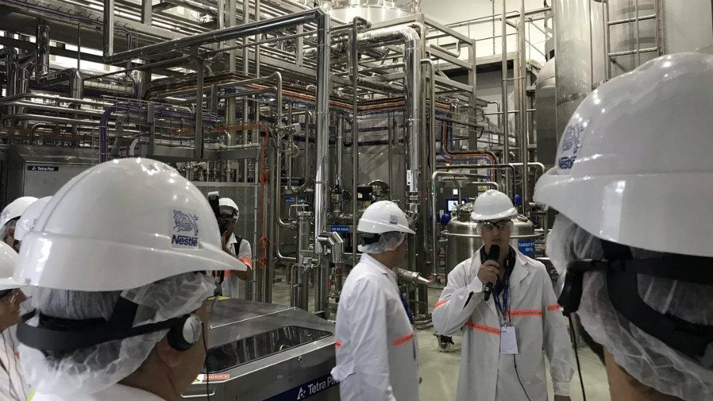"""Silva: """"El objetivo está puesto en agregar valor transformado materias primas en productos locales y al mismo tiempo ayudar a los proveedores a desarrollar su potencia y su eficiencia""""."""