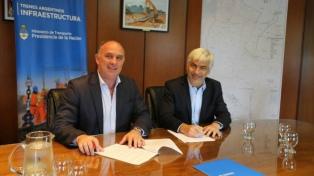 Trenes Argentinos firmó un acuerdo para potenciar el tren Norpatagónico