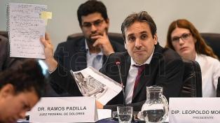 La bicameral de Inteligencia citó a Ramos Padilla y a Gustavo Arribas